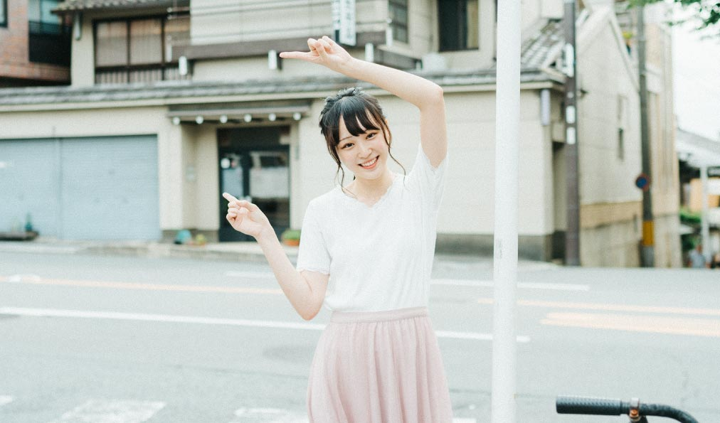 MODECON OPA in京都 女子ペディア賞 model:麻乃 photo by @film_adk