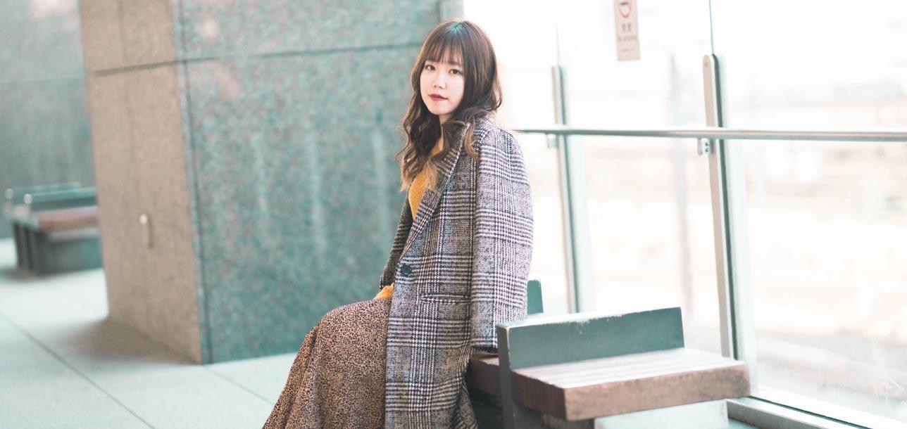 女子ペディア×MixChannel コラボカバーガール 1月モデル YUNAすびさん!