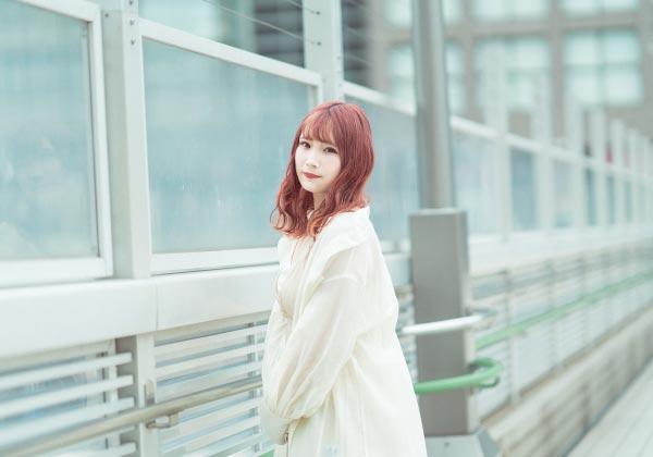 女子ペディア×MixChannel コラボカバーガール モデル めるさん!