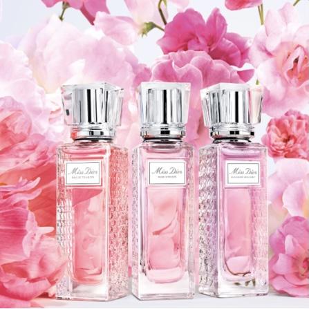 2021年春の新作香水で春気分♪華やか&ハッピーな香りの新作フレグランス5選!
