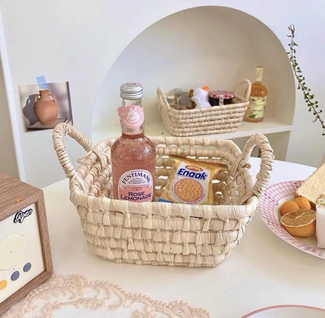 square basket LR0187