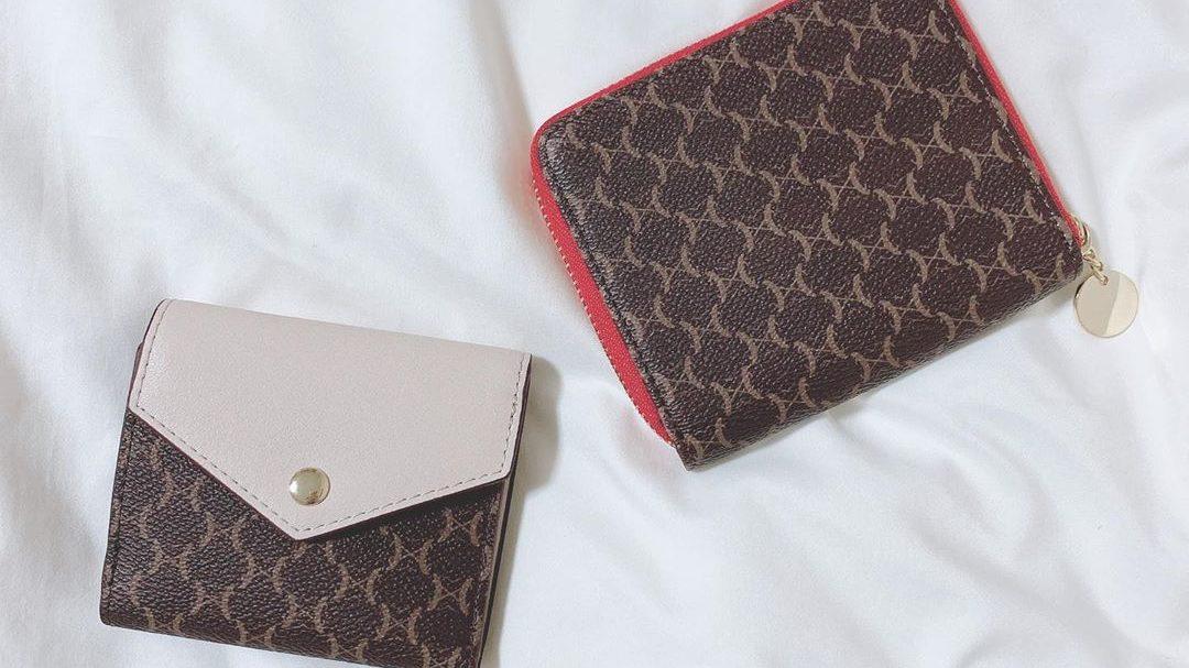 """財布 しまむら ミニ 「しまむら×MUMU」はもうチェックした?売り切れ続出の高見え""""ミニ財布""""は見つけたら即買いが正解です◎"""